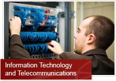 Information Technology and Telecommunications